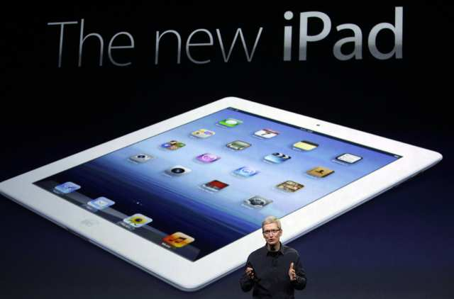 Here are the top 5 reasons I am not getting the 'new iPad'