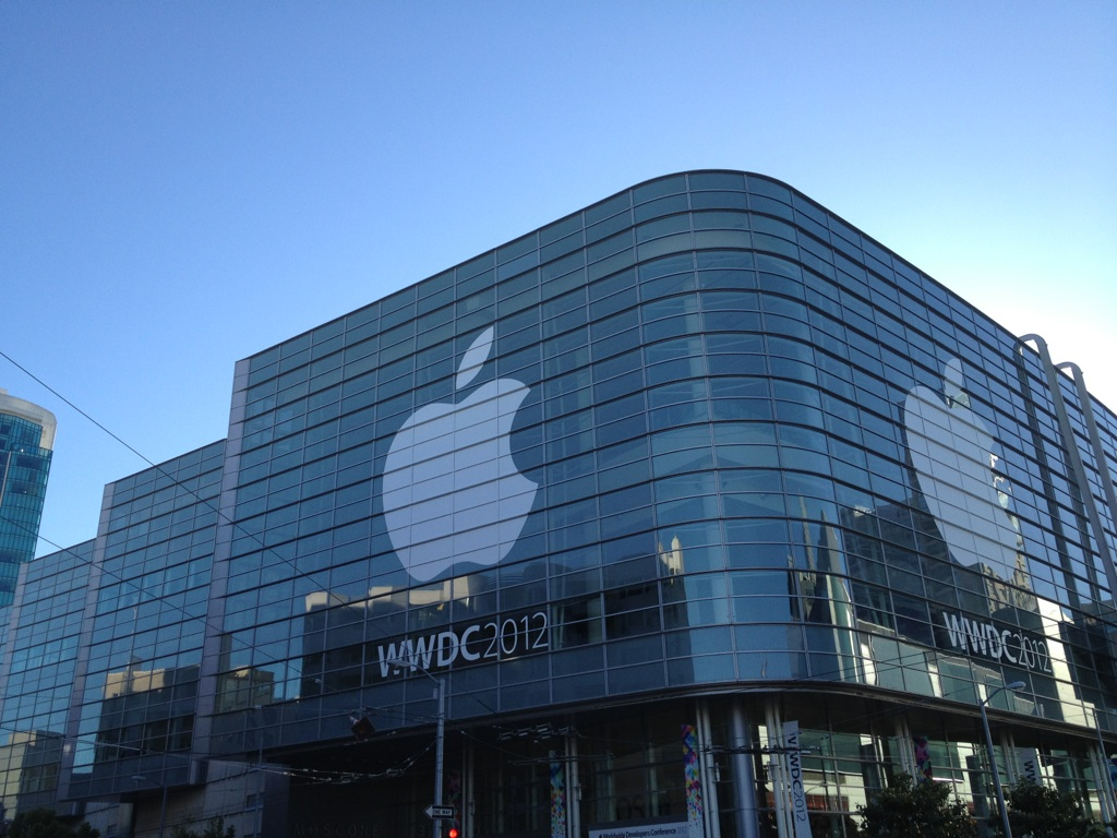 WWDC 2012 Uncrunched [Infographic]