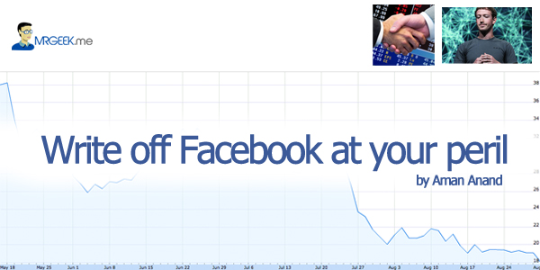 Write off Facebook at your peril