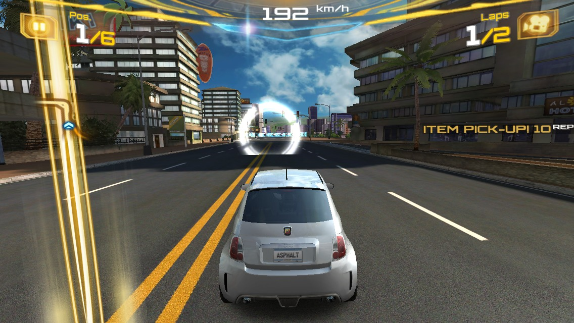iPhone 5 Gaming