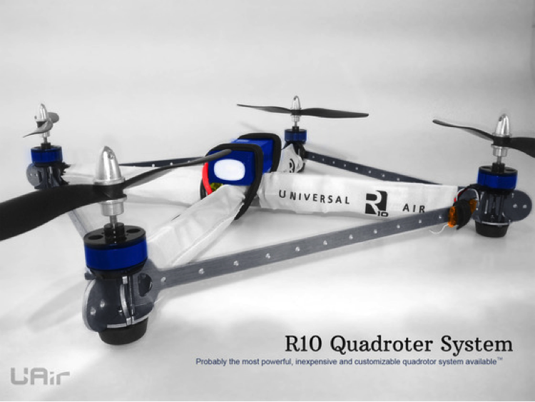7 things to do with a Quadrotor