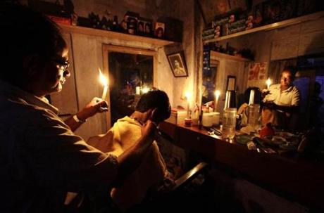 600 million without power in India