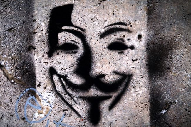 Anonymous Hacktivist Group