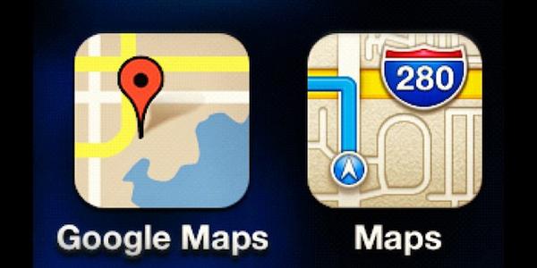 Google Maps coming back on iOS tonight! Hurray