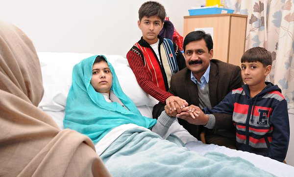 Malala Shot but Survives