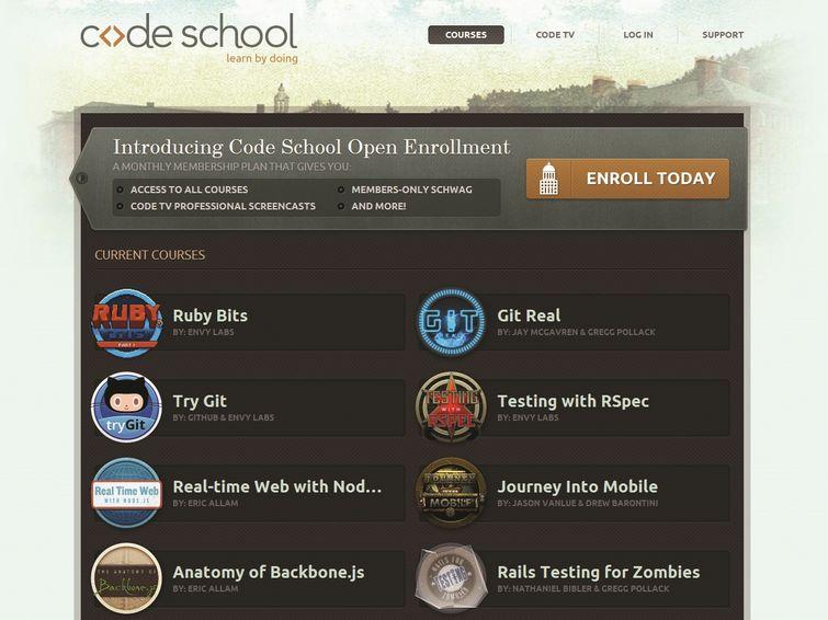 CodeSchool 4