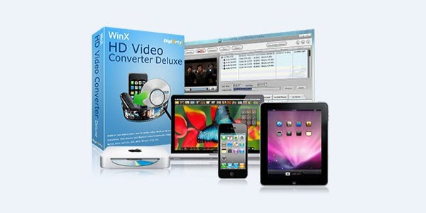 WinX HD Video Converter Deluxe Review & Giveaway