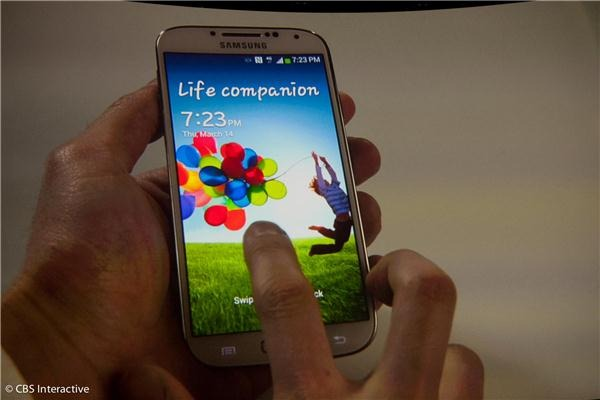 Samsung Galaxy S4 unveiled
