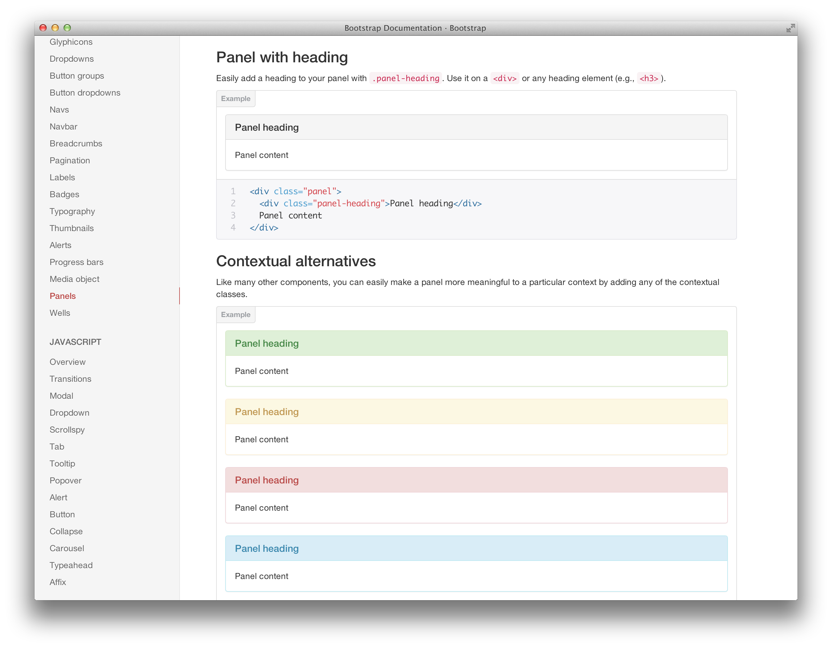 Bootstrap 3 Image 5