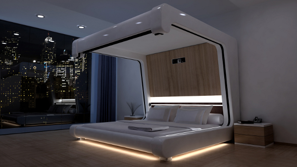 Top 5 Hi-Tech Beds