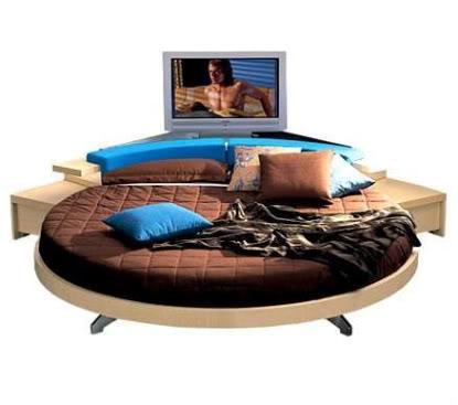 Mobelform Rotating Bed