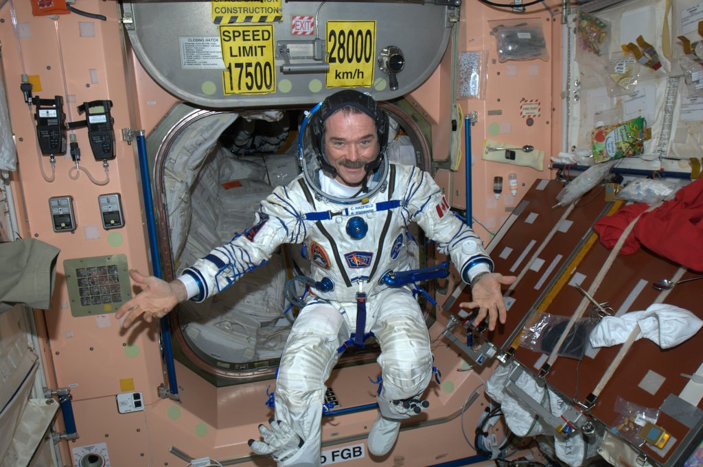 17 Things Astronauts Do After Coming Back To Earth