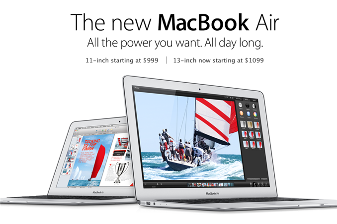 2013 MacBook Air Review