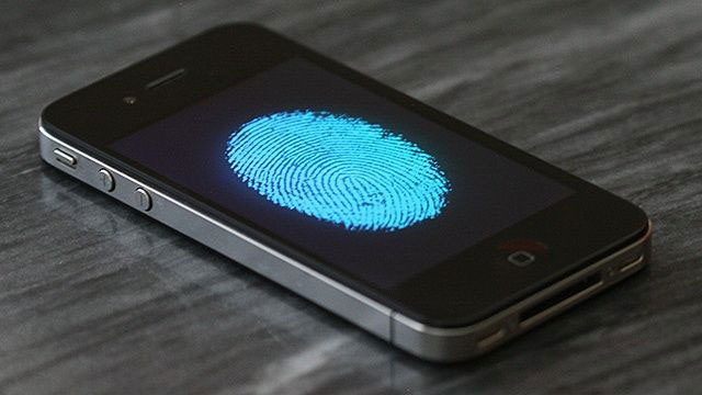 Proof that the iPhone 5S will have a fingerprint scanner