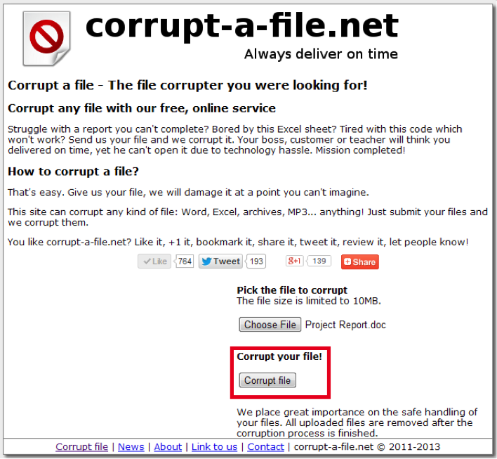 Corrupt 4