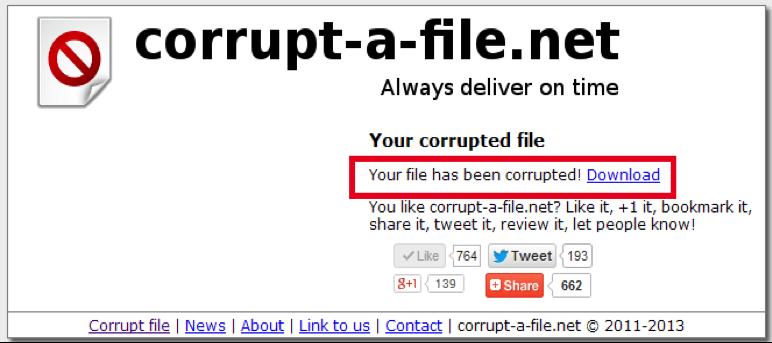 Corrupt 5