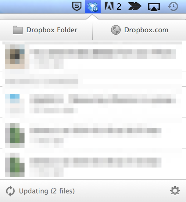 Dropbox Hack Sync