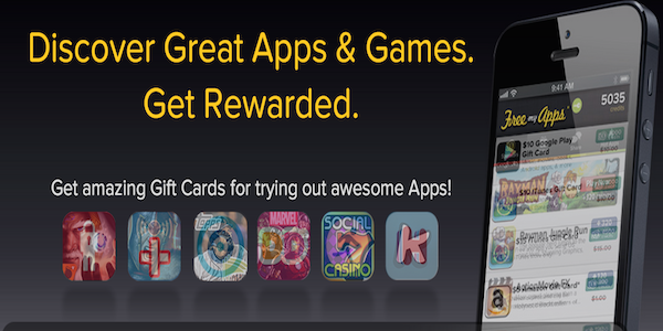 FreeMyApps: Download Suggested Apps and Earn Rewards