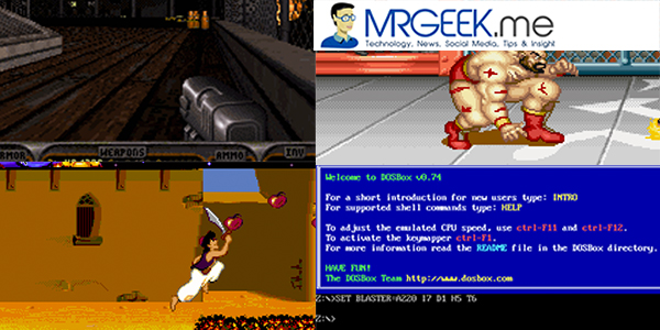 Revive Childhood Memories With DosBOX